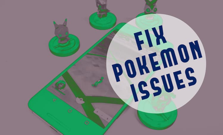 fix-pokemon-issues