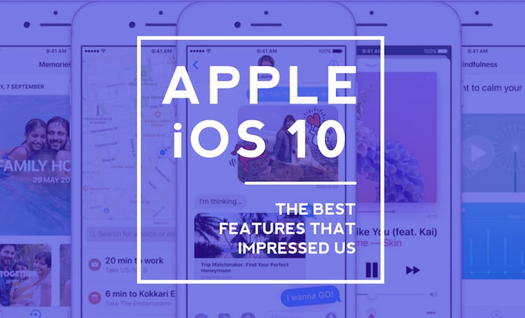 best-ios10-features