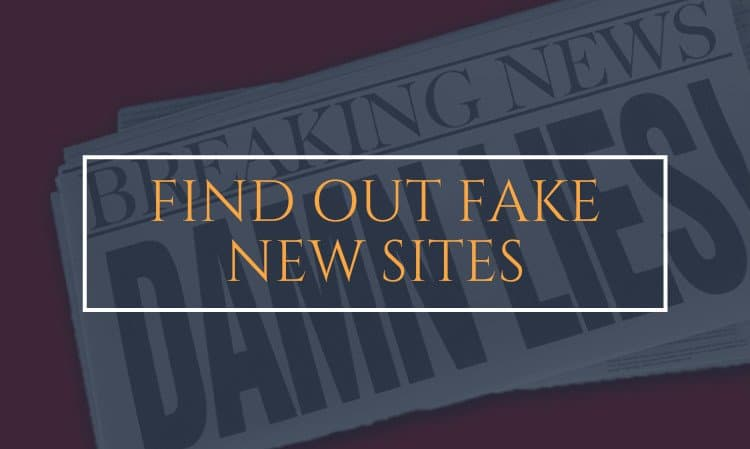 find-out-fake-new-site