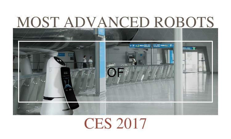 best robots ces 2017 4 The Coolest Robots of CES 2017