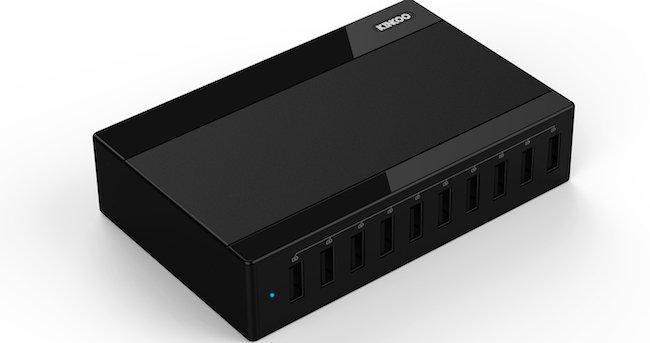 kinkoo-10usb-charger