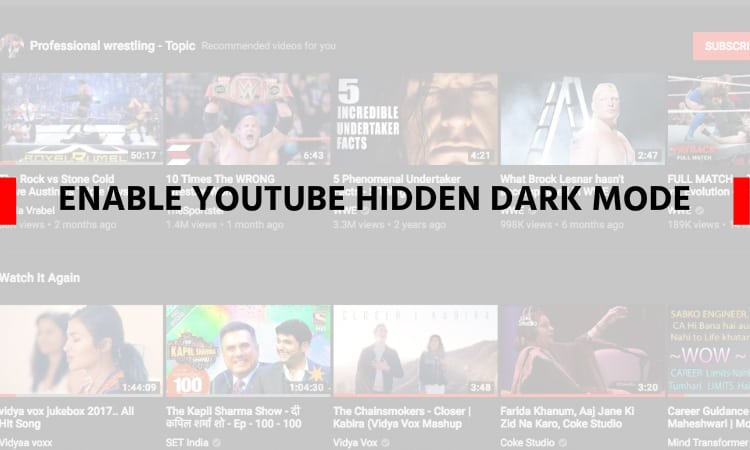 enable-Youtube-dark-mode