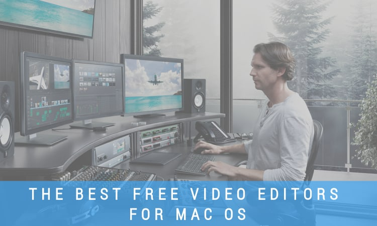 best-free-mac-os-video-editors