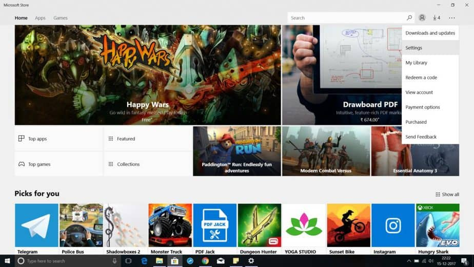 play-windows10-games-in-offline-mode
