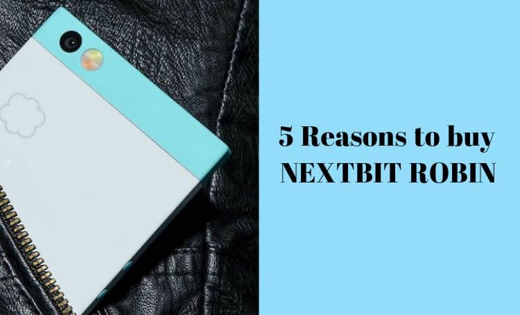 nextbit-robin-features