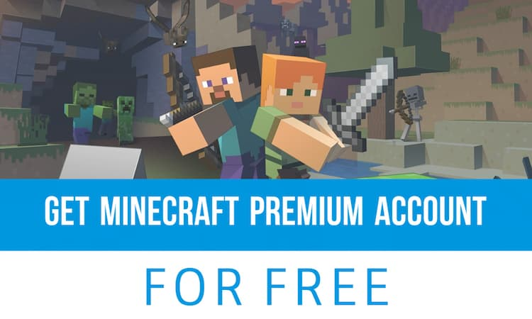 How to Get Premium Minecraft Game Account for Free | TheTechBeard