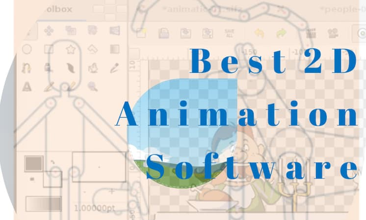 best-2d-animation-software