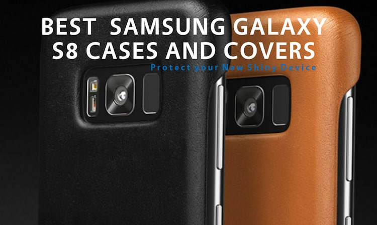 low priced 39831 7b97f 15 Best Samsung Galaxy S8 Cases and Covers | TheTechBeard