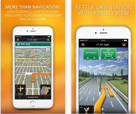 best offline gps app for iphone the best gps apps for iphone users thetechbeard 18309