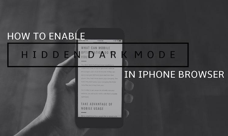 enable-hidden-dark-mode-in-safari