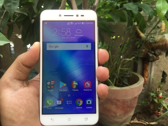 Asus Zenfone Live Detailed Review