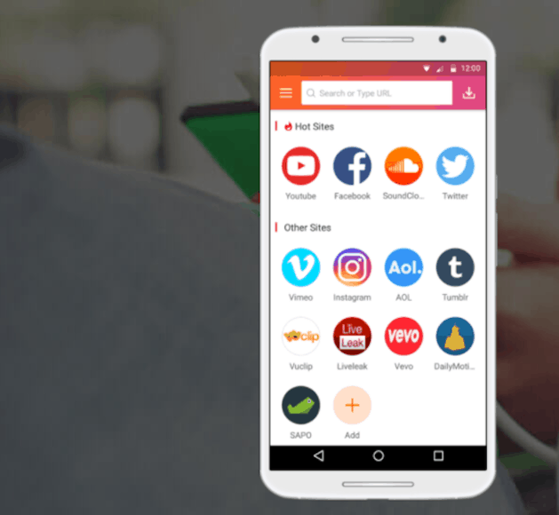 free-android-video-and-music-downloader