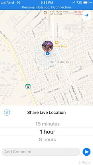 share-live-location-in-whatsapp-on-iphone-android